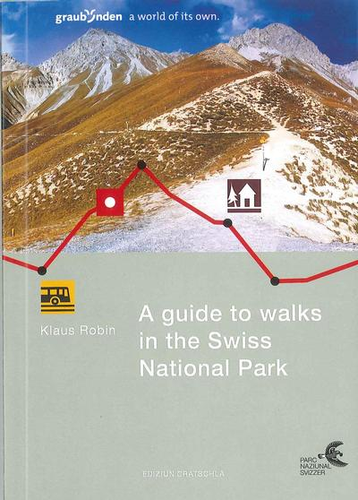 Combi-pack: guide to walks / map